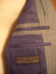 blog_import_520b43c750674 オーダースーツ-お客様のスーツご紹介~カノニコ~ストライプ