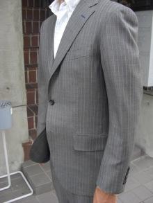 blog_import_520b43cd4bb25 オーダースーツ-お客様のスーツご紹介~カノニコ~ストライプ