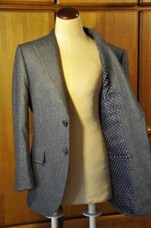 blog_import_520b44bedc018 オーダースーツ-グレンチェックのスーツ
