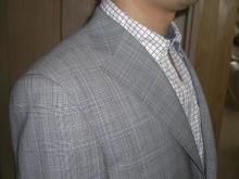 blog_import_520b4908917c3 オーダースーツ-REDAのグレンチェック スーツ