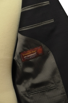 blog_import_520b4abb53b62 オーダースーツ-Ermenegild Zegna、High Perfomance Cool Effectネイビ-