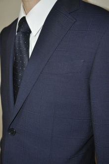 blog_import_520b4adc41266 オーダースーツ-Ermenegild Zegna、High Perfomance Cool Effectネイビ-