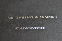 blog_import_520b4df28227e オーダースーツ-CANONICO ライトグレーのウィンドペーン シングル2つボタンスーツ