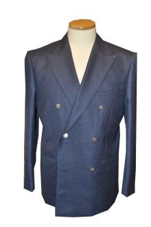 blog_import_520b4e2bb5a1c オーダースーツ-CANONICO Silk30%,Linen20%,Wool50%ブライトネイビーのダブルスーツ