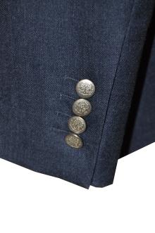 blog_import_520b4e42c8fae オーダースーツ-CANONICO Silk30%,Linen20%,Wool50%ブライトネイビーのダブルスーツ