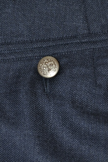 blog_import_520b4e52562e9 オーダースーツ-CANONICO Silk30%,Linen20%,Wool50%ブライトネイビーのダブルスーツ