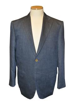 blog_import_520b4ea2e5dd0 オーダースーツ-Linen85%、Wool15%の明るめのネイビースーツ