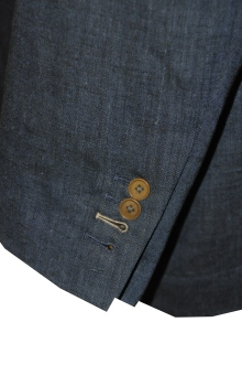 blog_import_520b4ec6ee828 オーダースーツ-Linen85%、Wool15%の明るめのネイビースーツ