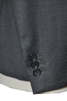 blog_import_520b520ab7536 オーダースーツ-CANONICO チャコールグレー シングル2つボタン 名古屋の完全予約制オーダースーツ専門店DEFFERT